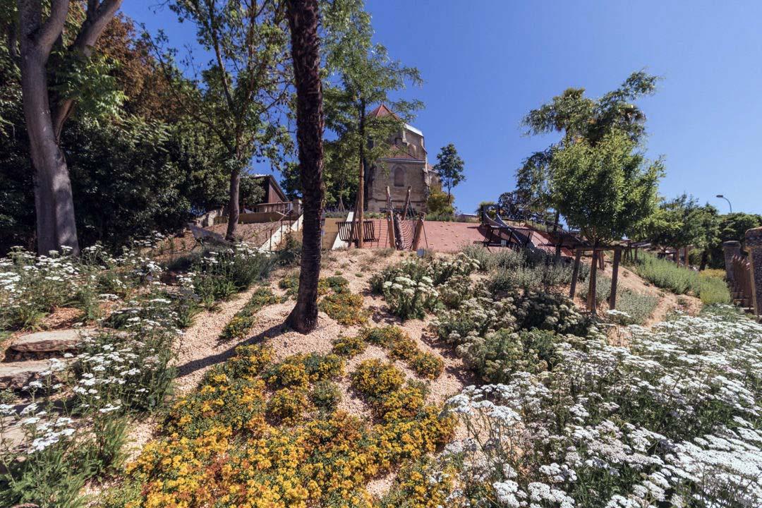 Ville Auch - Jardin Cuzin - SO'Paysage