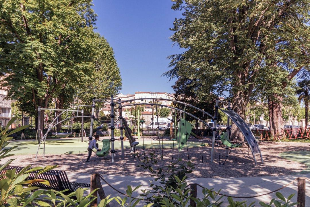 Ville Auch - Parc Ortholan - SO'Paysage