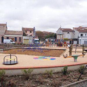Aire de Jeux Ponts Jumeaux à Toulouse