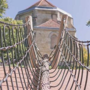 Jardin Cuzin Auch - Jeux cordage 2
