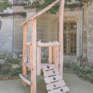 Jardin Cuzin à Auch - Petit aire de jeux 2